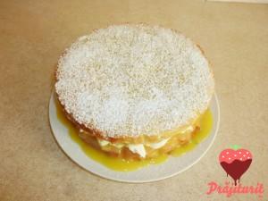 Tort Victoria sponge